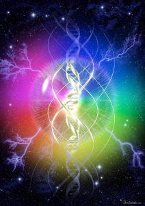 âme transmutation adn lumière